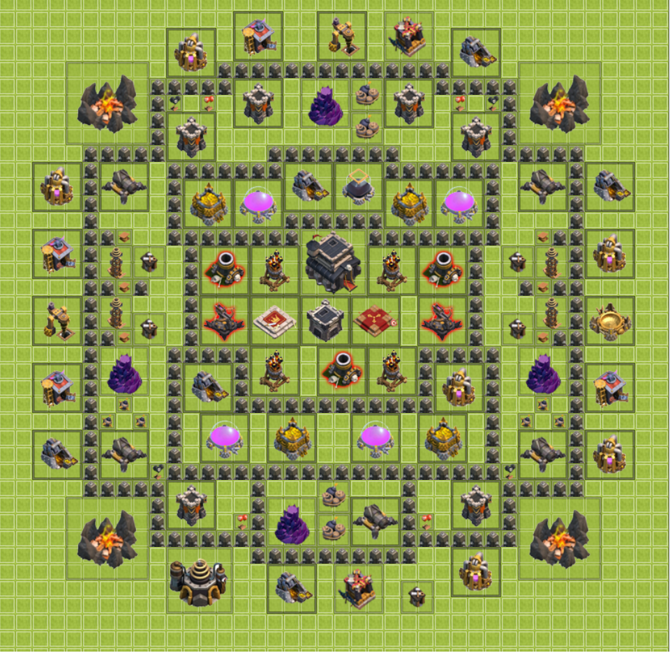 Base Designs | lords clash of clans